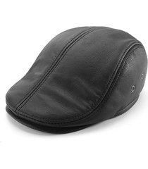 mens vendimiagenuino la negro brown sombreros