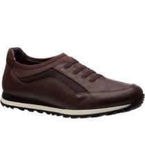 sapatênis em couro doctor shoes masculino - masculino