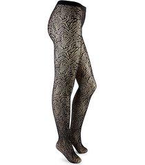 true blossom fishnet tights