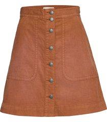 living all the way skirt kort kjol brun odd molly