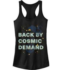 disney juniors' aladdin cosmic demand ideal racerback tank top