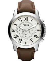 reloj fossil para hombre - grant   fs4735ie