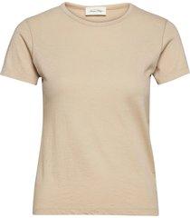 fakobay t-shirts & tops short-sleeved beige american vintage