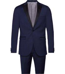 tuxedo smoking blauw matinique