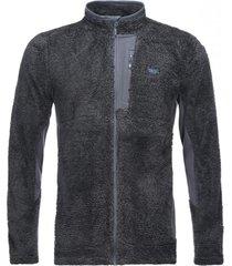 chaqueta ferret shaggy-pro jacket gris oscuro lippi