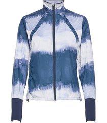 adv essence wind jacket w outerwear sport jackets blå craft