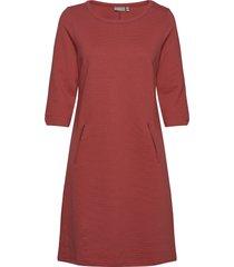 frzarill 3 dress jurk knielengte rood fransa