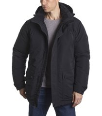 perry ellis men's parka jacket