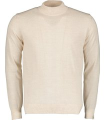 hensen coltrui - slim fit - beige