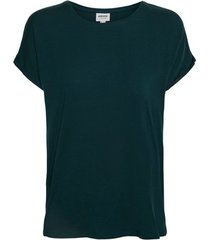 t-shirt korte mouw vero moda t-shirt femme vmava