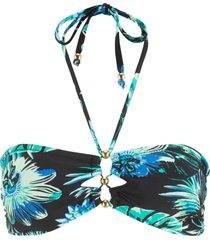reggiseno a fascia per bikini (nero) - bodyflirt