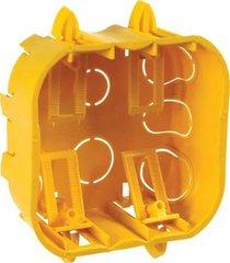 caixa de luz cemar, para drywall 4x4 cm - 913177