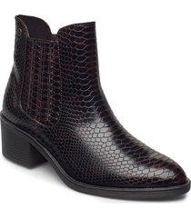woms boots shoes boots ankle boots ankle boot - heel brun tamaris