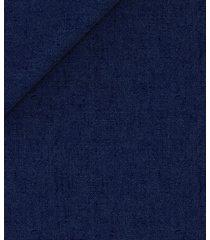 giacca da uomo su misura, solbiati, lino blu scuro, primavera estate | lanieri