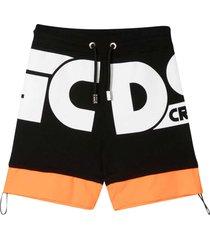 gcds mini black shorts