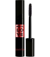 black up m'eye love mascara