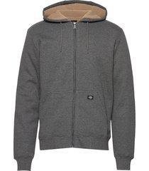 frenchburg hoodie trui grijs dickies