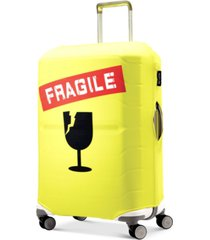 samsonite fragile medium luggage cover