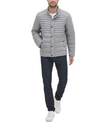 kenneth cole new york men's packable quilted jacket