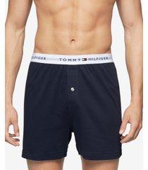 tommy hilfiger men's underwear, athletic knit boxer