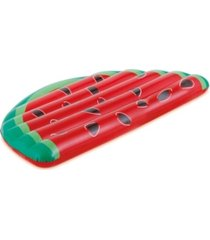 rhinomaster play refresh watermelon slice - inflatable pool lounge