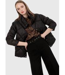 chaqueta negro mng