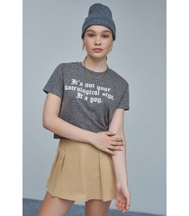 remera gris topo 47 street astrological