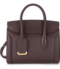 heroine leather satchel