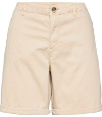 shorts woven shorts chino shorts beige edc by esprit