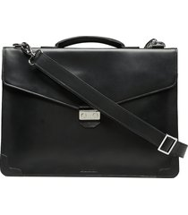 new conductor laptop bag aktetas zwart royal republiq