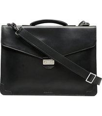 new conductor laptop bag aktetas zwart royal republiq