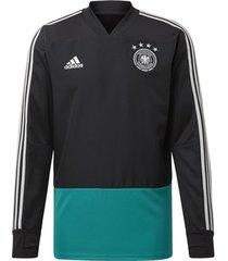 fleece jack adidas duitsland trainingsshirt