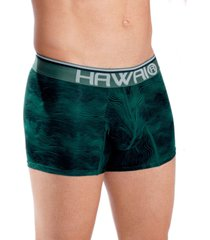 bóxer corto hawai verde