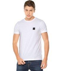 camiseta blanco tommy hilfiger