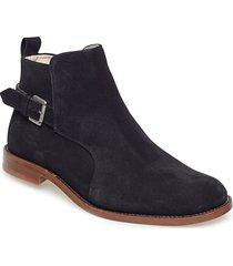 alias classic low jodhpur suede shoes chelsea boots svart royal republiq