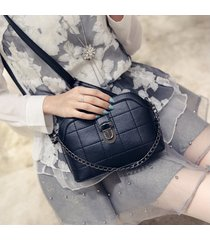 bolsos de mujer,bolso bandolera, maleta resorte la-negro