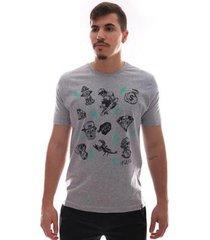 camiseta fatal ftl mesh masculina - masculino