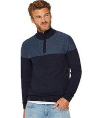 sweater algodón azul esprit