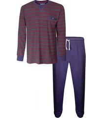 heren pyjama mepyh1904a-xxl/56
