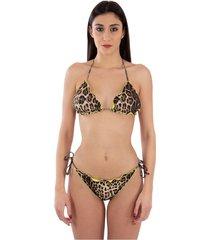 exchange leo triangle bikini