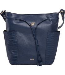 bolso lourdes azul bosi