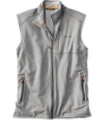 horseshoe hills vest, heather gray, xx large