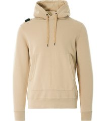 ma.strum core overhead hoodie | sand | mas4465-m218