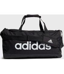 bolso linear duffel m negro adidas performance