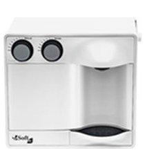 purificador agua refrigerado por compressor soft fit branco 127v