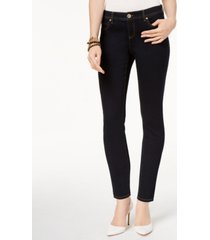 inc petite skinny tummy control jeans, created for macy's