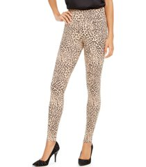 inc leopard-print leggings, created for macy's