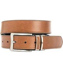 cinturón doble faz alter de cuero para hombre
