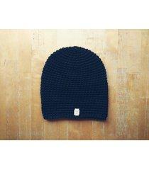 czapka 65% wełna 35% alpaka #czarny