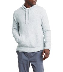 men's rails matador sweater hoodie, size x-large - grey